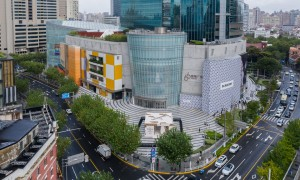 轩尼诗X.O弗兰克·盖里6升装大师典藏版全球首发,感官空间亮相上海恒隆