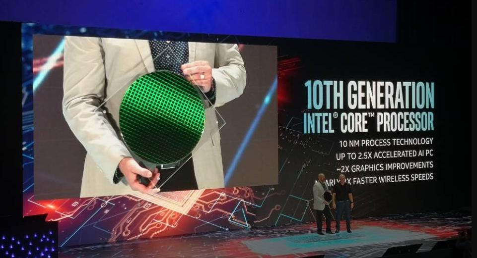壹号本Intel十代处理器新品内测机配置曝光插图
