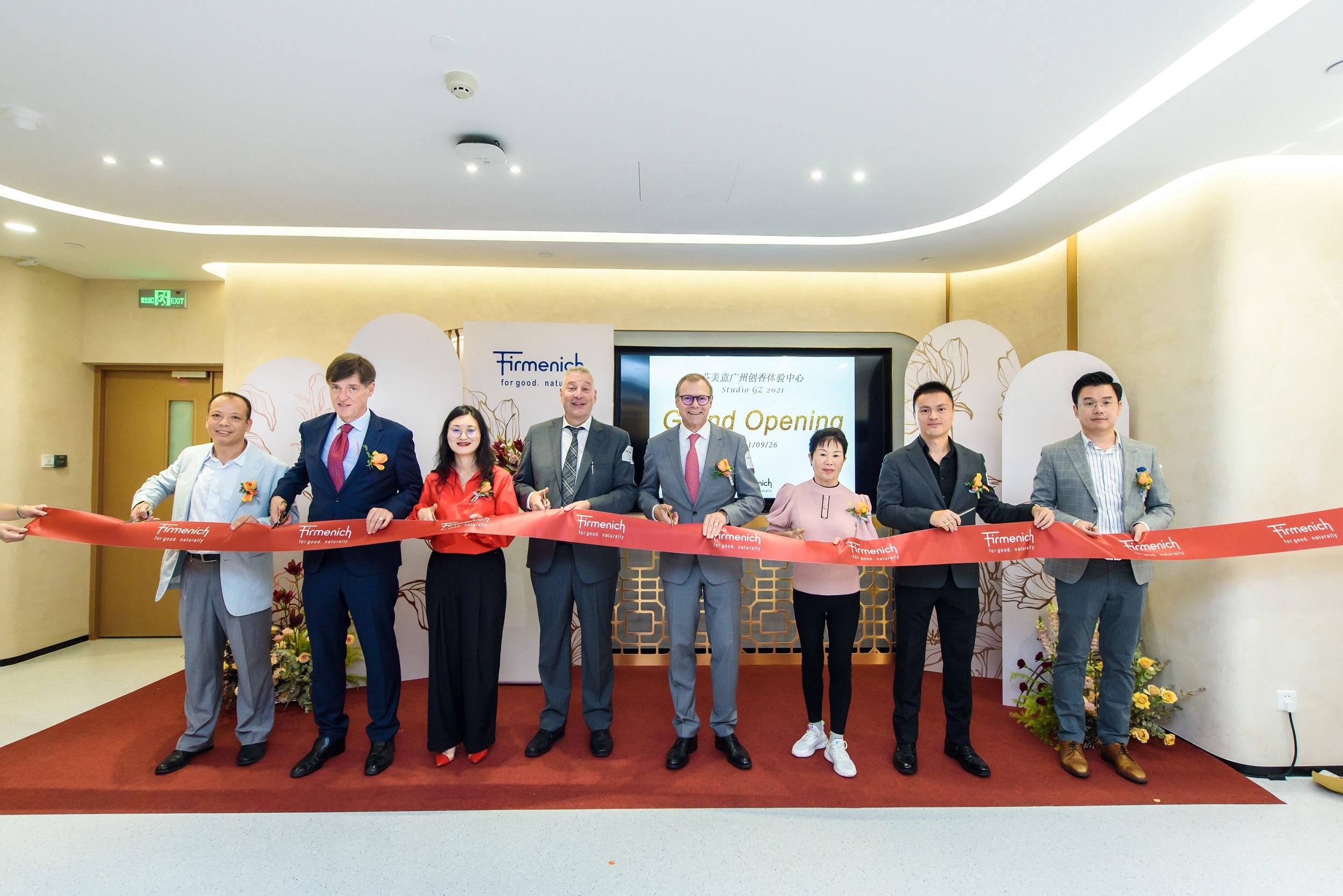 芬美意广州创香体验中心开业,为迅速增长的华南市场提供独特的客户定制体验插图