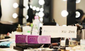 博士伦蕾丝LACELLE x XU ZHI设计师合作款高定彩瞳,九月绽放上海时装周插图