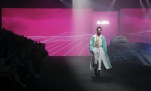 DJFL SS22「異世浮生」上海时装周大秀精彩呈现插图